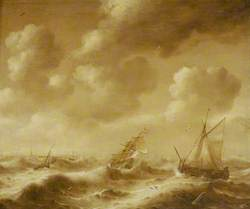 Shipping in a Gale