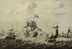 Dutch Herring Fleet