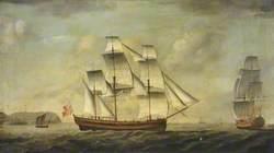 A Merchant Ship, c.1762