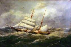The Brigantine 'L'Avennire'