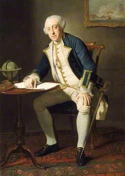 Captain Philip Affleck (after 1725–1799)