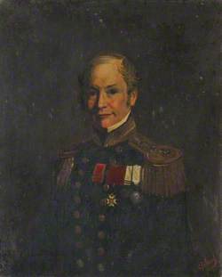 Captain Edward Belcher (1799–1877)