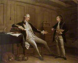 Captain John Bentinck (1737–1775), and His Son, William Bentinck (1764–1813)
