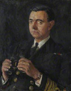 Commander Arthur Bolt (1907–1994)