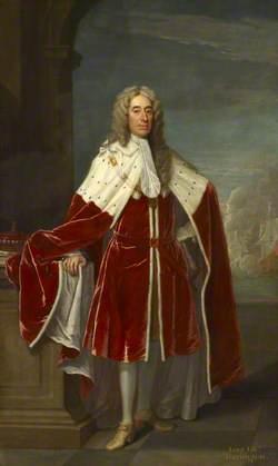 Admiral of the Fleet George Byng (1663–1733), 1st Viscount Torrington