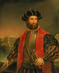 Vasco da Gama (c.1460–1524)