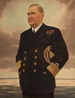 Rear Admiral Sir Henry Harwood (1888–1950)