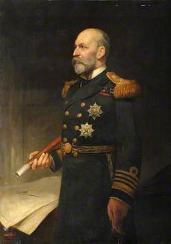 Admiral Sir Arthur William Moore (1847–1934)