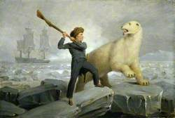 Nelson and the Bear