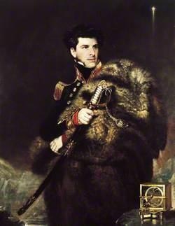 Commander James Clark Ross (1800–1862)
