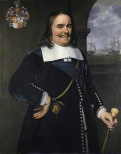 Michiel Adriaenszoon de Ruyter (1607–1676), Lieutenant-Admiral-General of the United Provinces