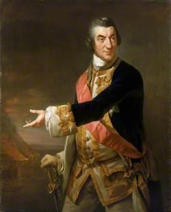 Admiral Sir Charles Saunders (1713–1775)