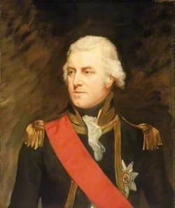 Captain John Borlase Warren (1753–1822)