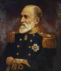 Rear Admiral Sir William Wharton (1843–1905)