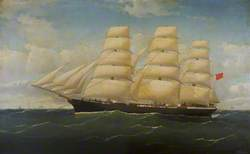 The Ship 'Barossa'