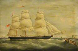 The Clipper 'Christopher Newton'