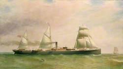 The Steamship 'Dorunda'