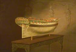 A Model of HMS 'Enterprise'