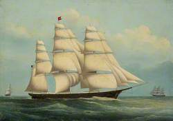 The Clipper 'Flying Cloud'