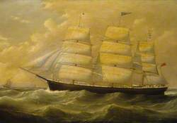 The Ship 'Henry Fernie'