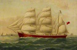 The Barque 'Mary Mark'