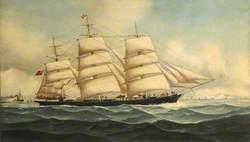The Ship 'British General'