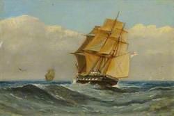 HMS 'Atalanta'