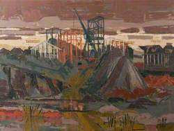Manton Colliery, Nottinghamshire