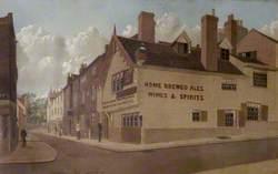 The 'Salutation Inn', Nottingham