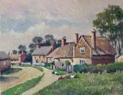 Clifton Village Green, Nottingham