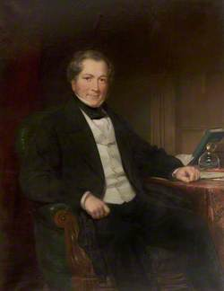 John Heathcoat (1783–1861), Inventor of the Bobbin Net Machine