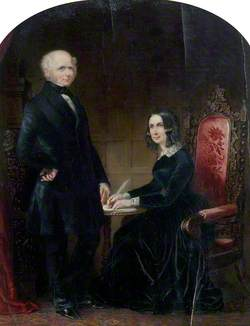 William Howitt (1792–1879), and Mary Howitt (1799–1888)