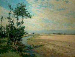 Findhorn Backwater, Moray Firth