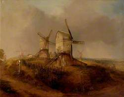 Old Windmills on Nottingham Forest