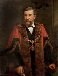 Alderman W. G. Ward