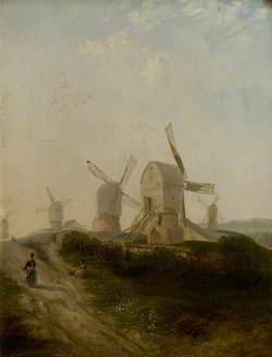 Windmills on Nottingham Forest