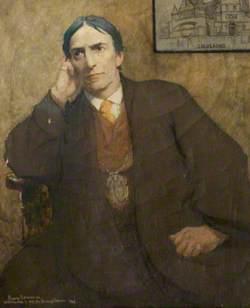 Posthumous Portrait of Sir Hubert von Herkomer (1849–1914)
