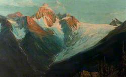 Mount Sir Donald, Selkirk Mountains of British Columbia