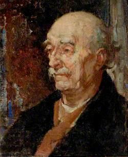 Napoleon Danelle, Antiquaire