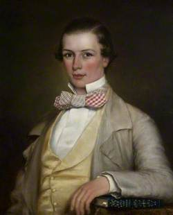 William Strover Birkin, Aged 19