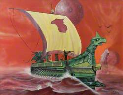 Dragon Ship*