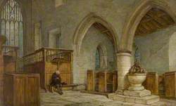 The Chapel, Haddon Hall, Derbyshire