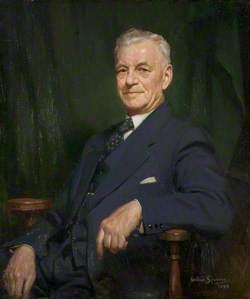 Percy John Charles Staniland (1880–1961), MBE, JP