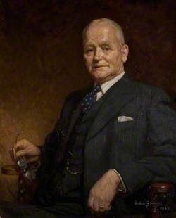 Richard Pursey Blatherwick (1880–1971), JP