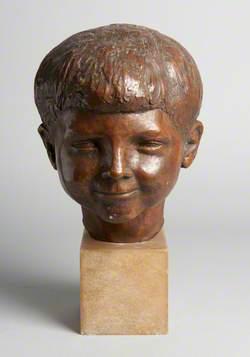 Head of a Small Boy