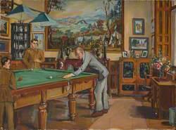 Billiard Room, Thoresby Hall