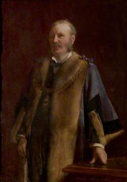 Thomas Bescoby, Mayor (1890)