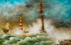 Lighthouse Storm*