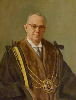Michael Laurence Bateman (1893–1966), Vice-President and Past Chairman of the British Horological Institute