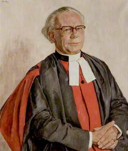 Dr Trueman Dicken (1919–2000), Warden of Lenton Hall (1965–1980)